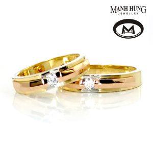 Nhẫn cưới hạnh phúc
