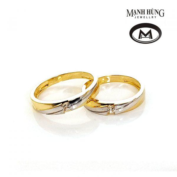 Nhẫn cưới thanh lịch