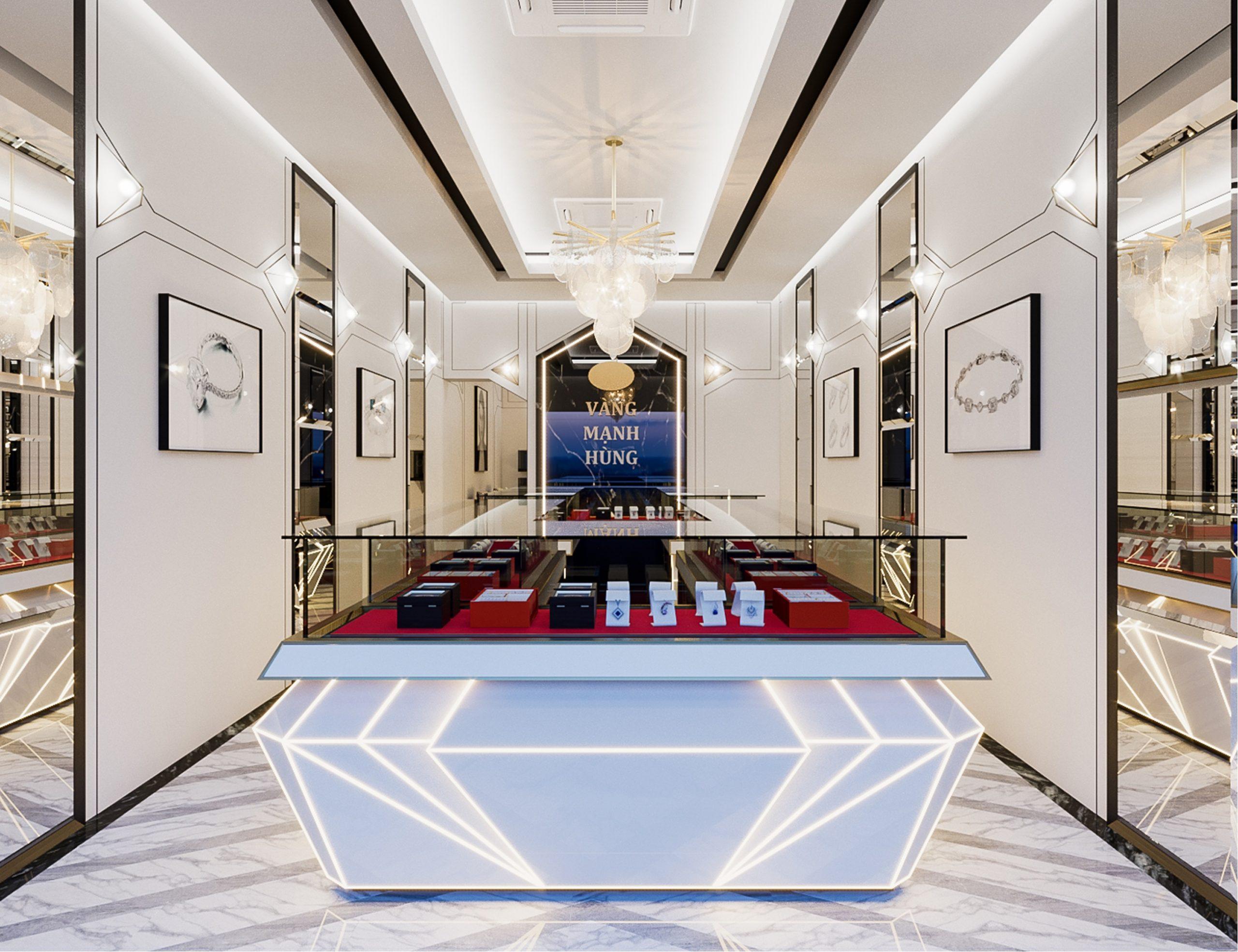 Showroom nhẫn cưới Hải Phòng