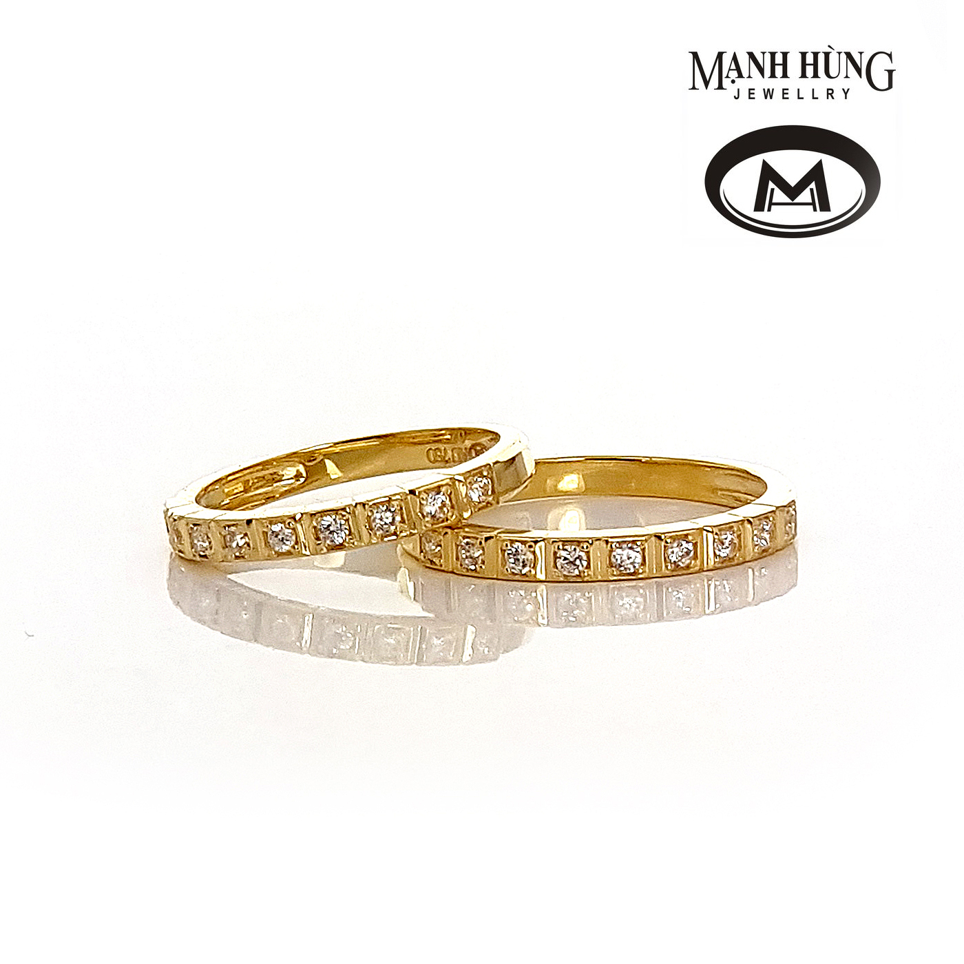 chọn nhẫn cưới theo dáng tay